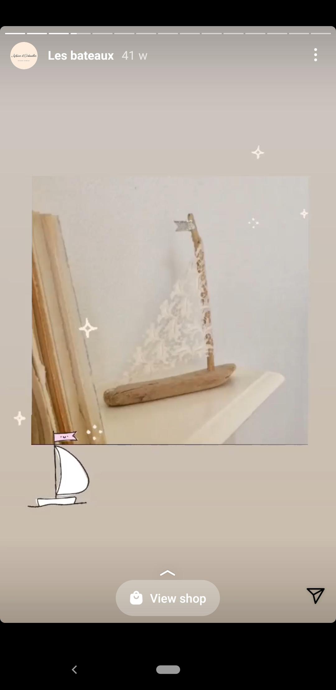 Astuces et gribouilles instagram artiste